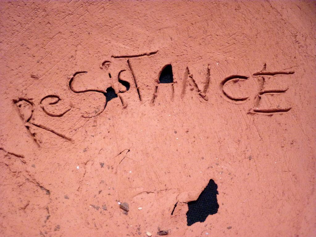 Resistance detail 1